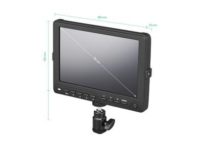 7 tums monitor för fältarbete